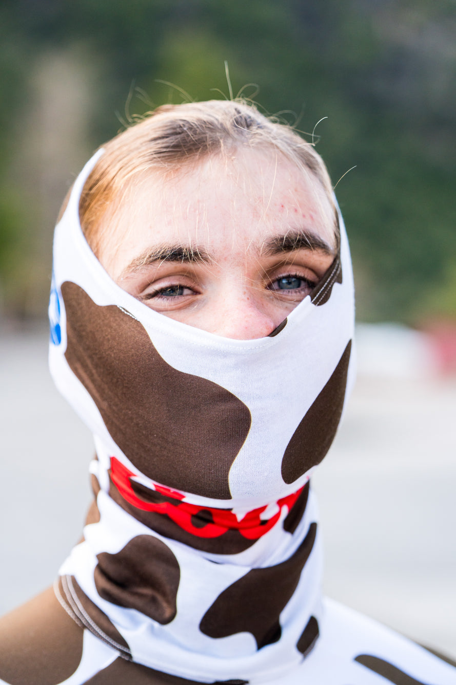 2019 Holiday Neck Gaiter