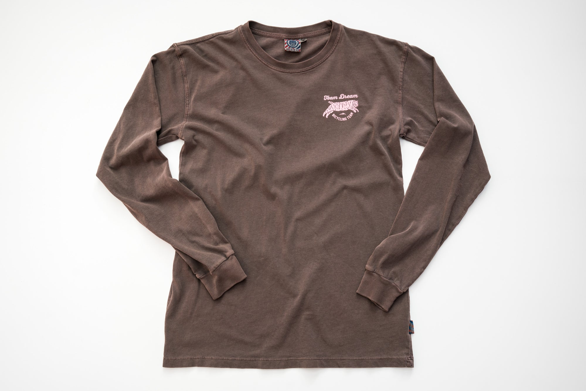 Chubby Bobcat Heavyweight Long Sleeve