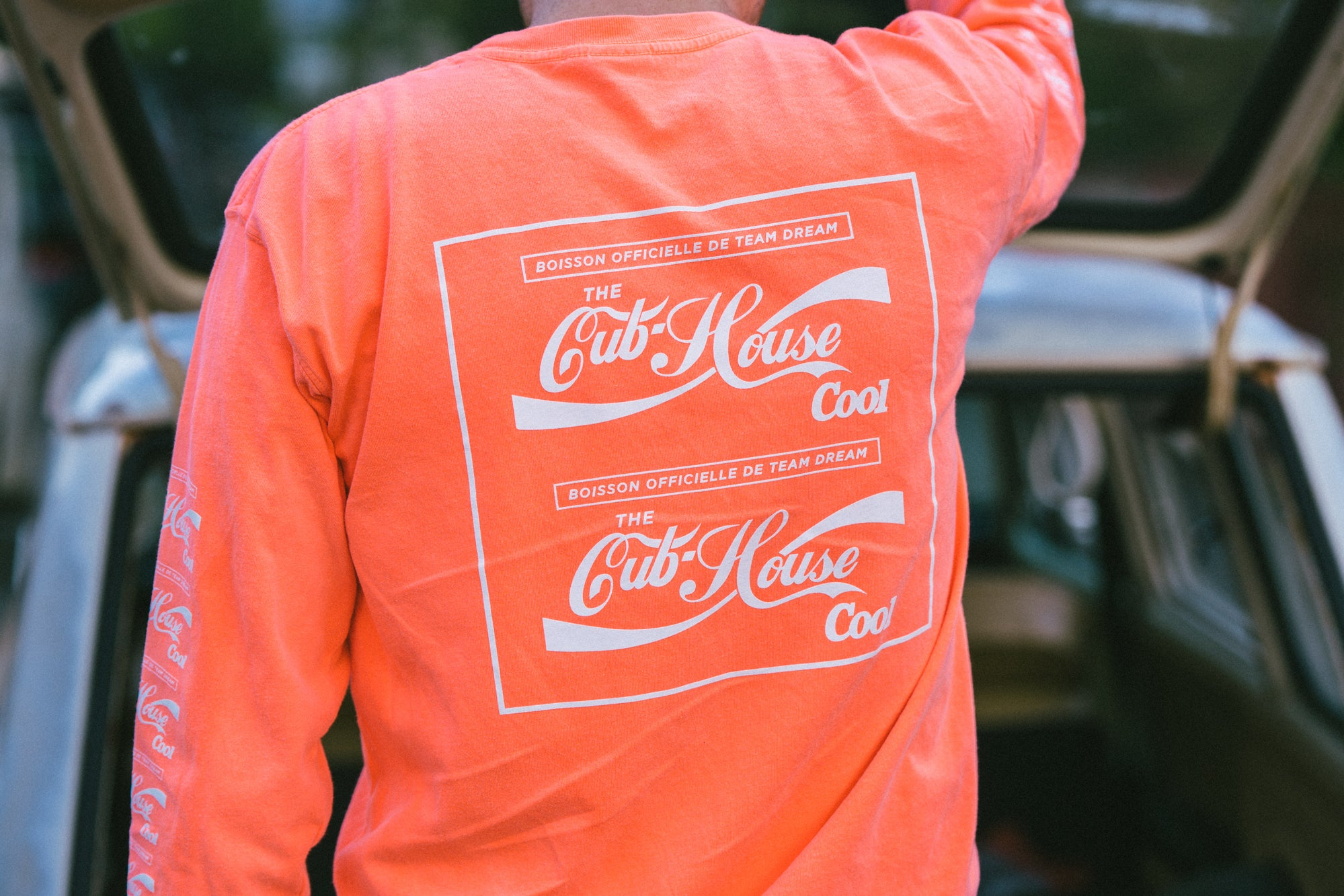 Cub House Cool Cola Heavyweight Long Sleeve