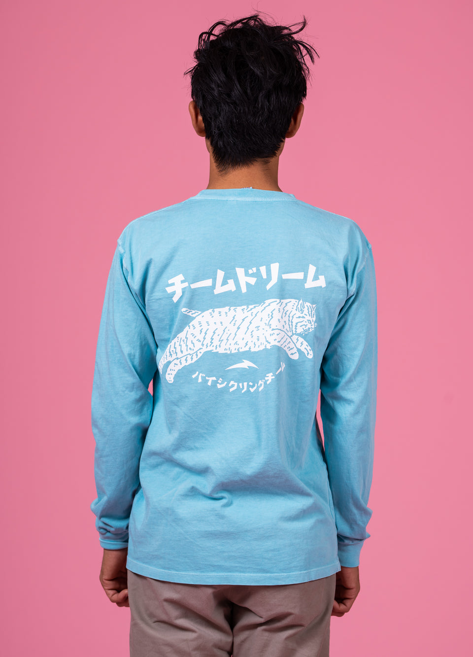 Japan Chubby Bobcat Heavyweight Long Sleeve