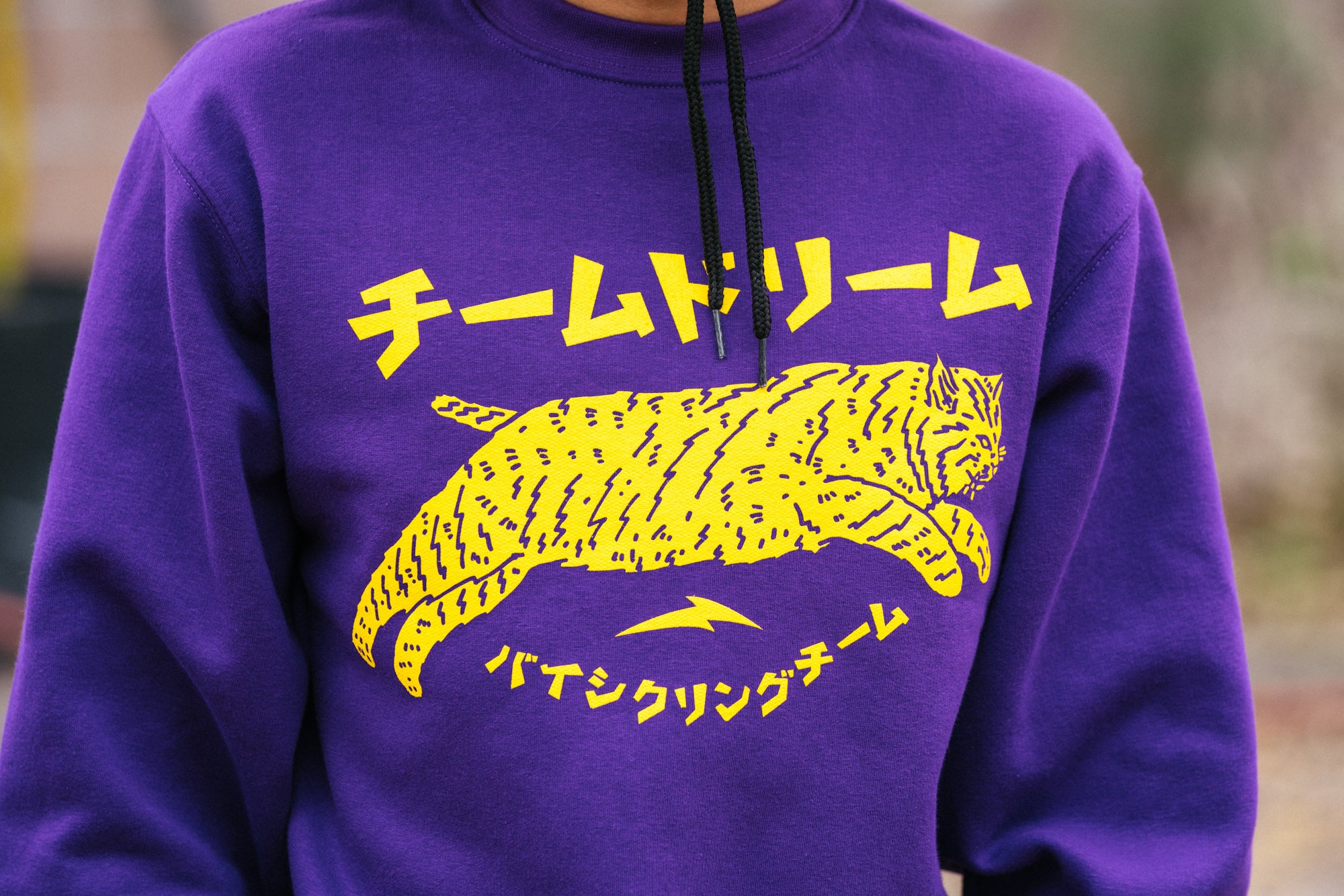 Japanese Lake Show Heavyweight Sweatshirt