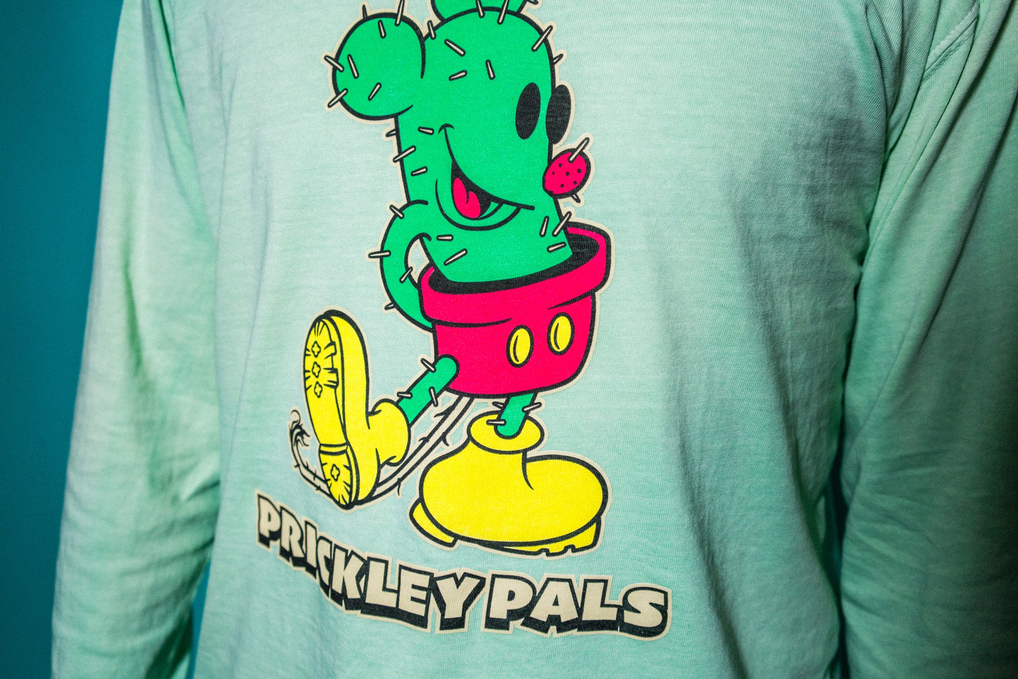 Prickley Pals Long Sleeve Heavyweight