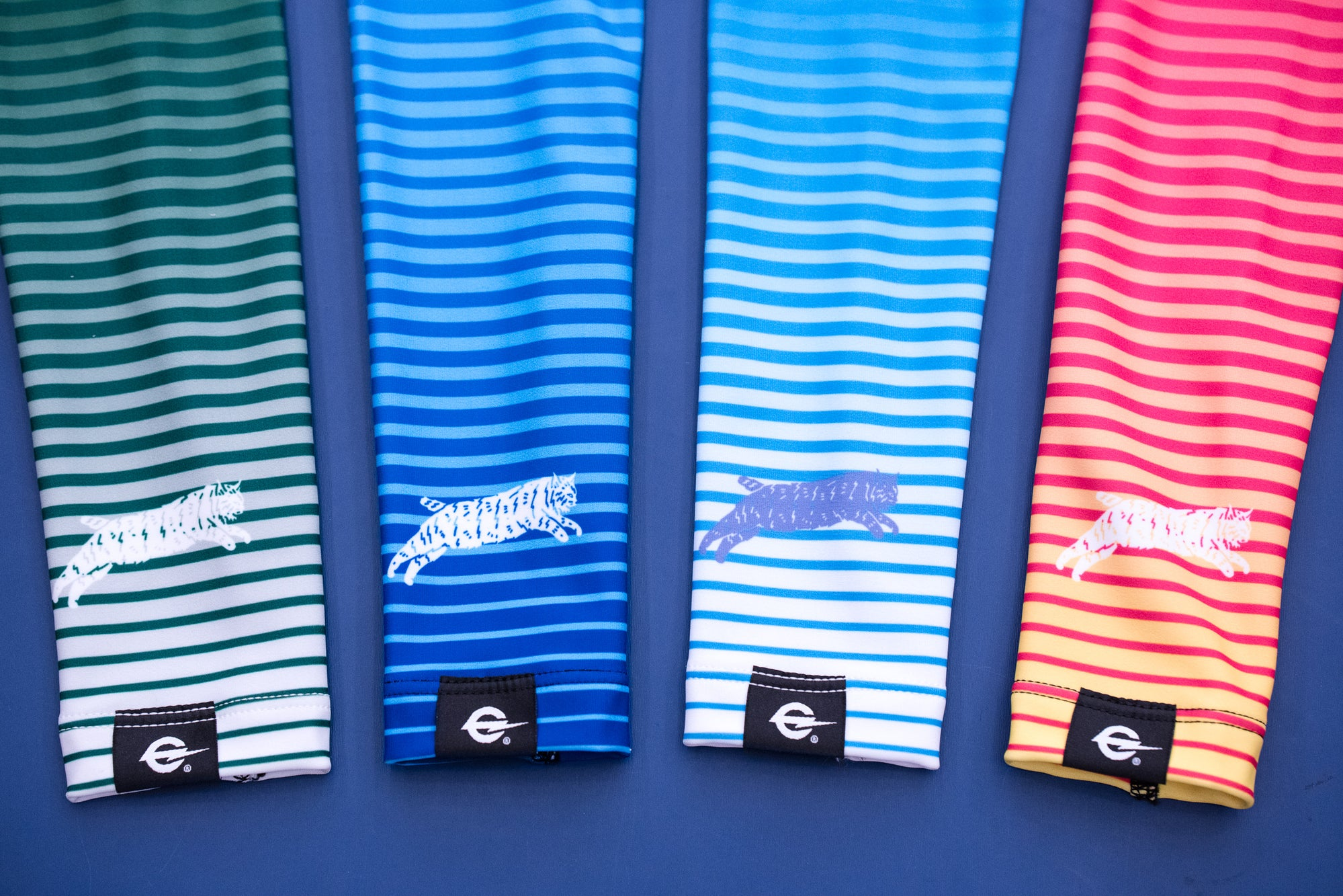 Dreamer Stripe Fade Arm Warmers