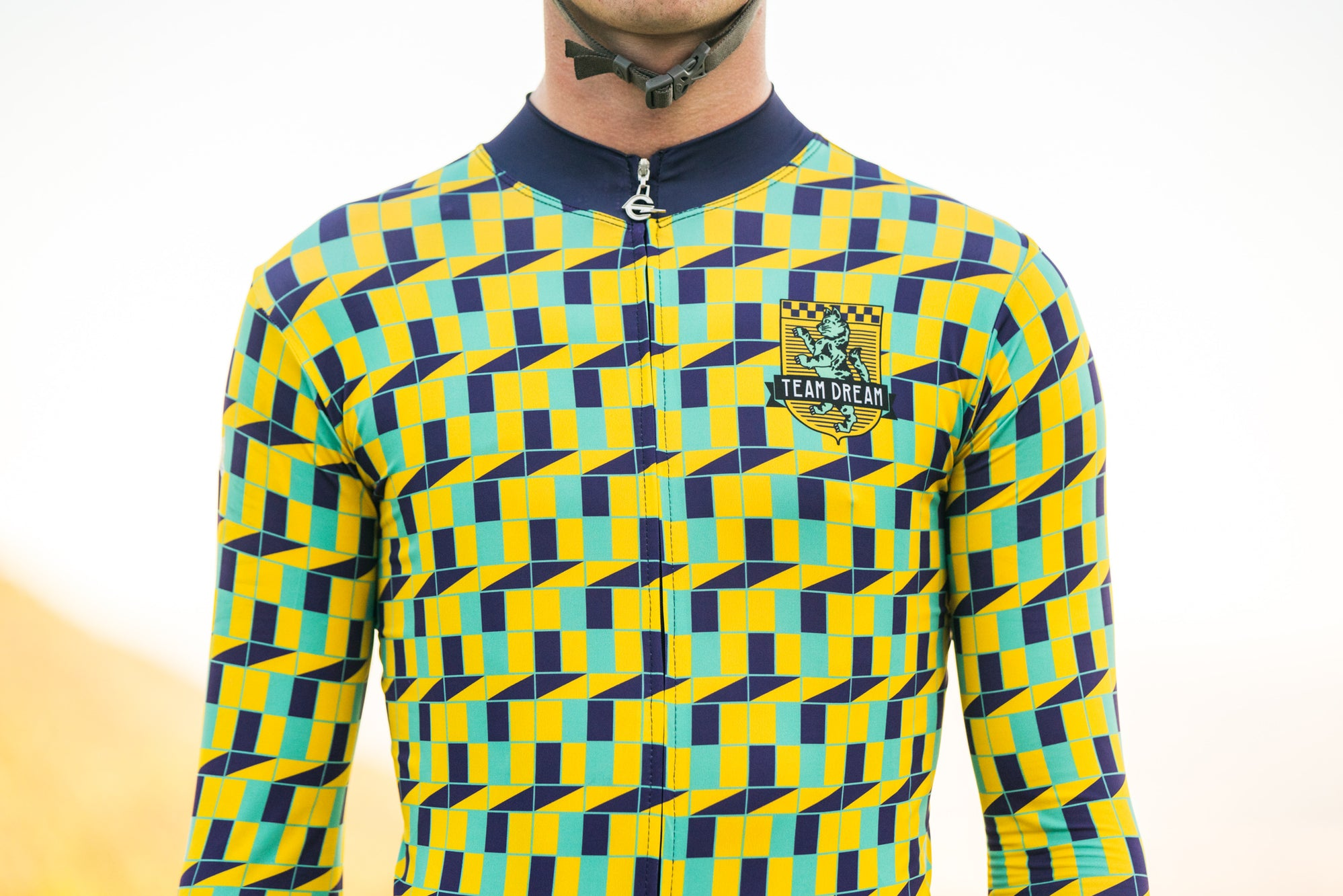 Scottish 90 FS Long Sleeve Jersey