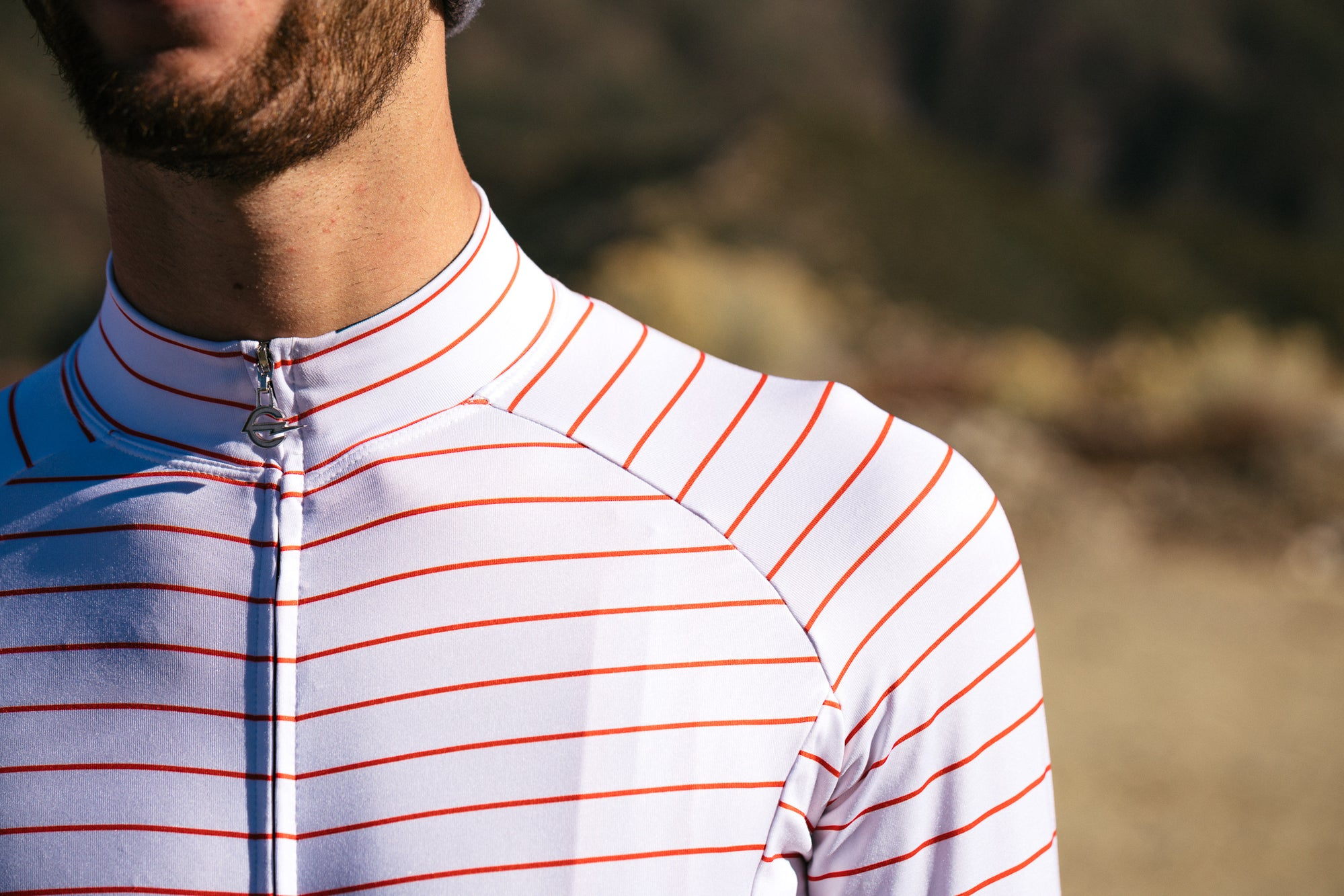 Thin Stripe Long Sleeve