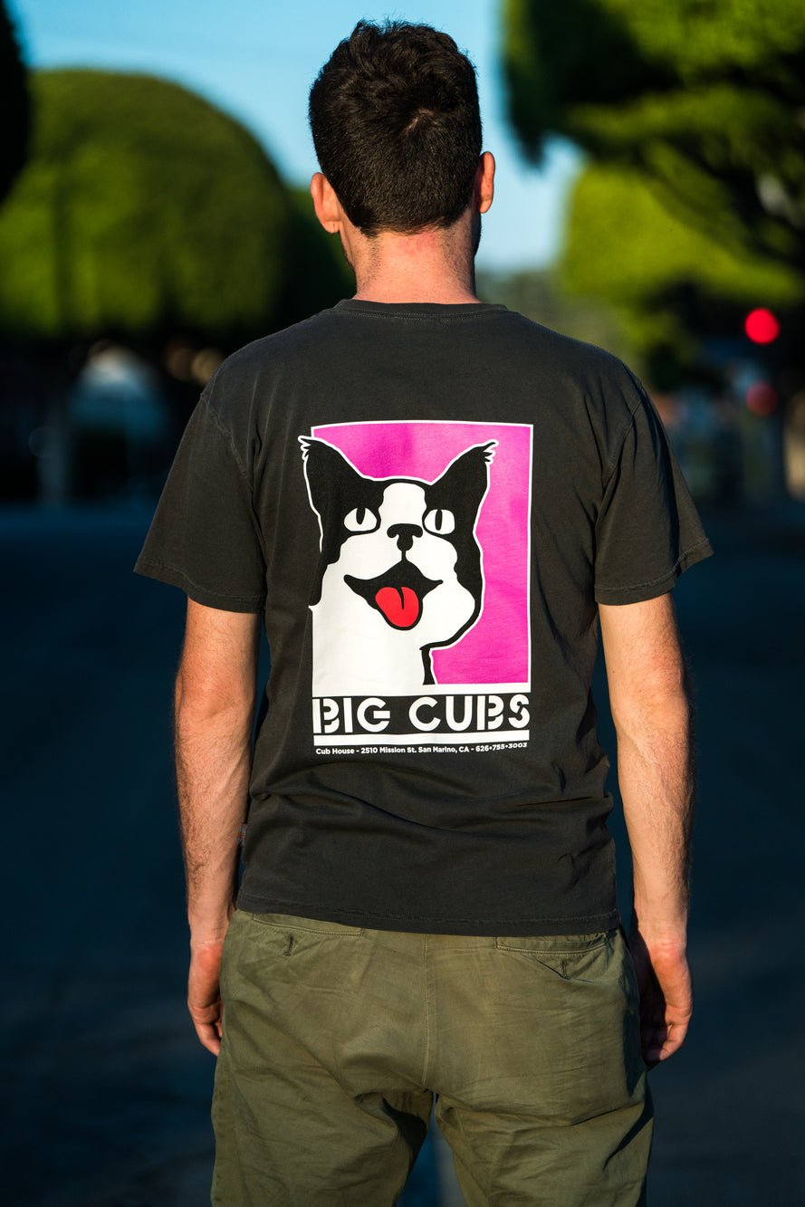 Big Cubs Heavyweight T