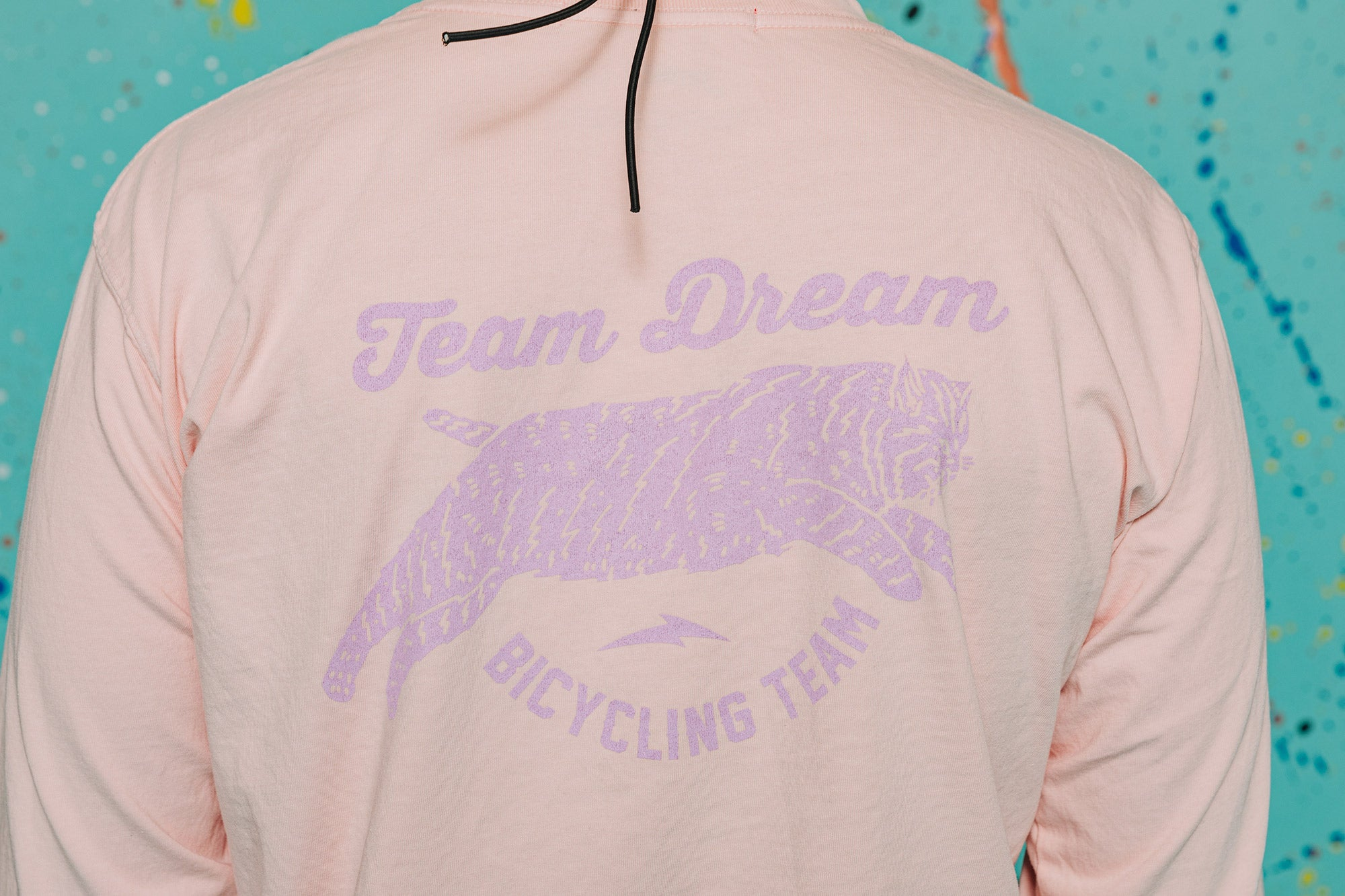 Pink Chubby Bobcat Heavyweight Long Sleeve