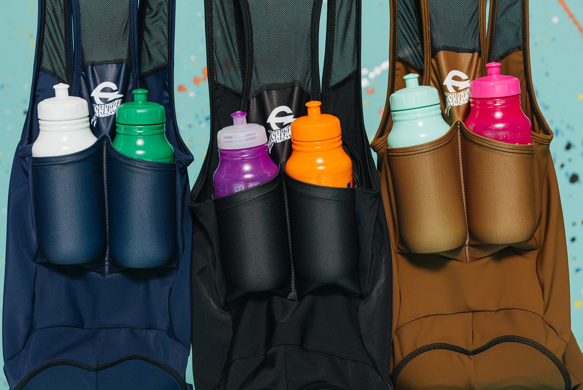 Back Packers Cargo Bibs