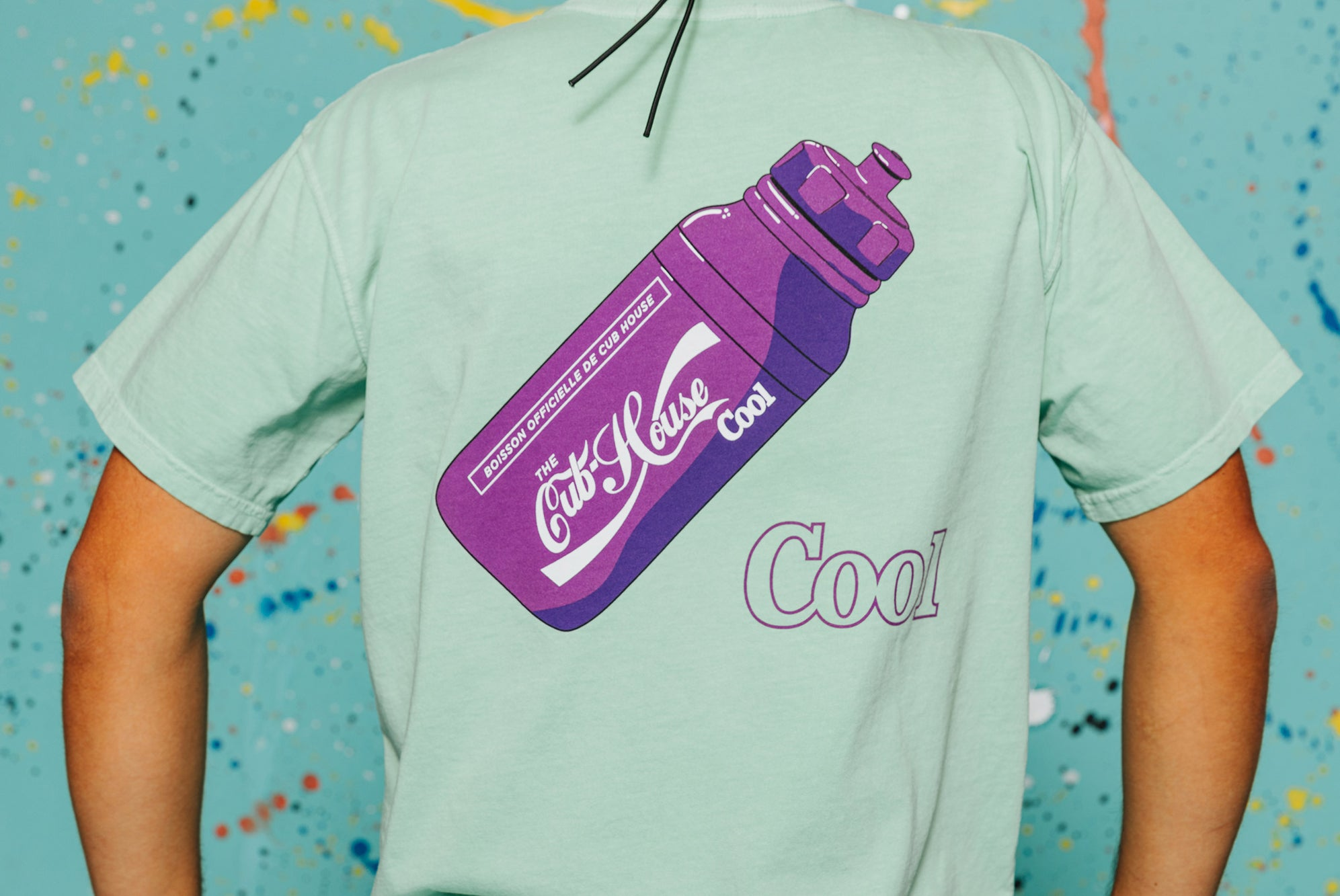 Cub House Cool Bottle 2020 Heavyweight T