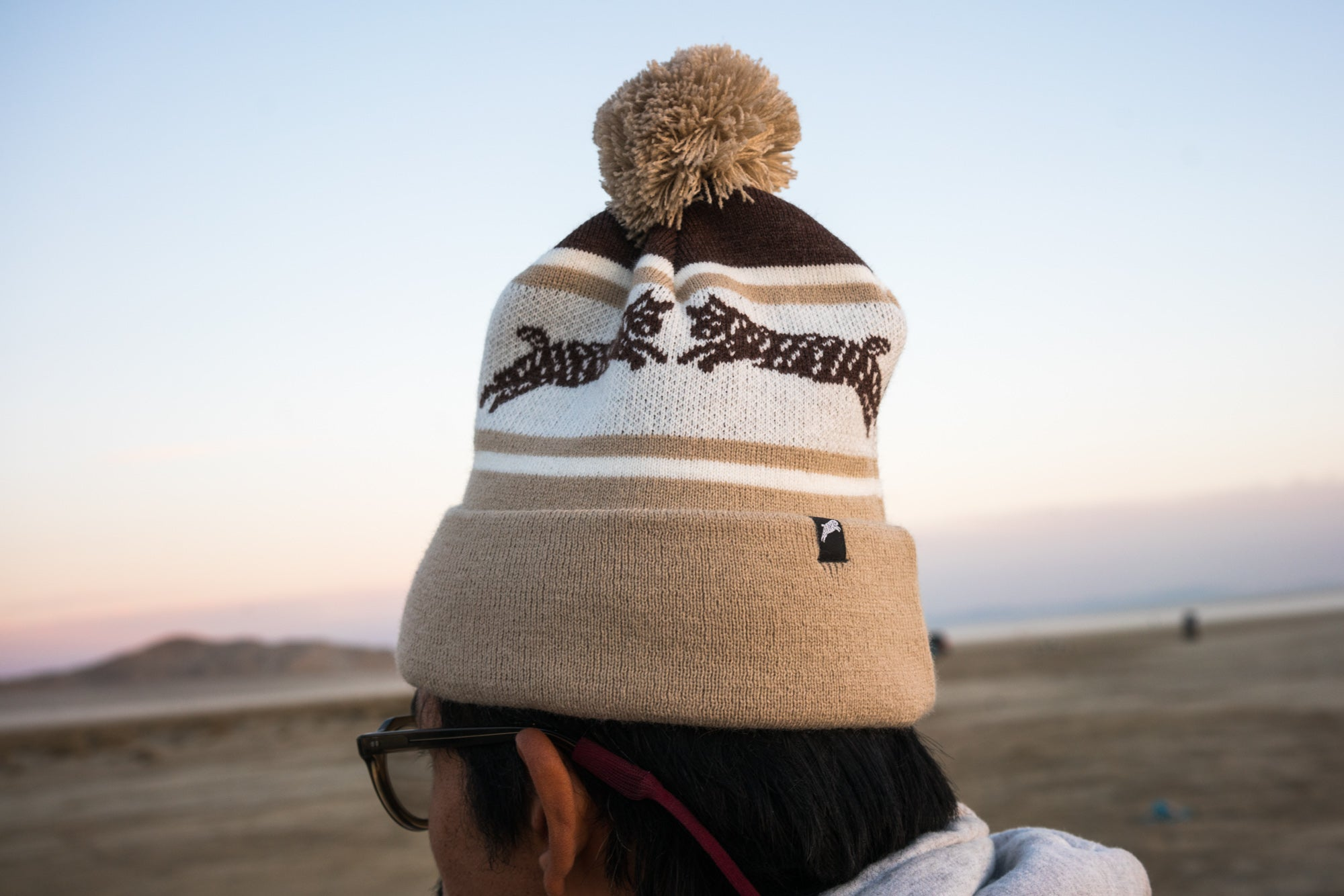 Team Cozy Cool Knit Beanies