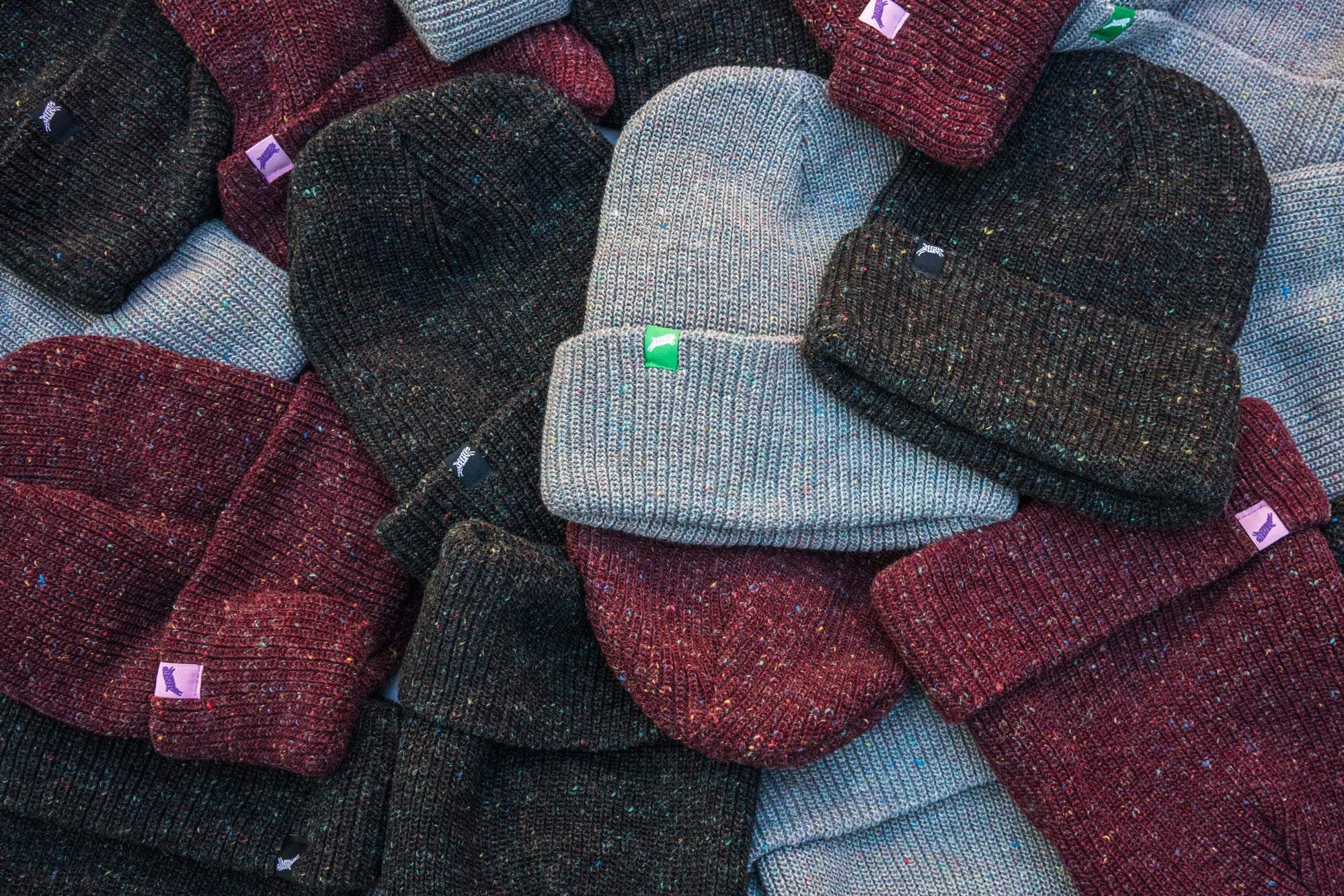 French Speckled Beanie
