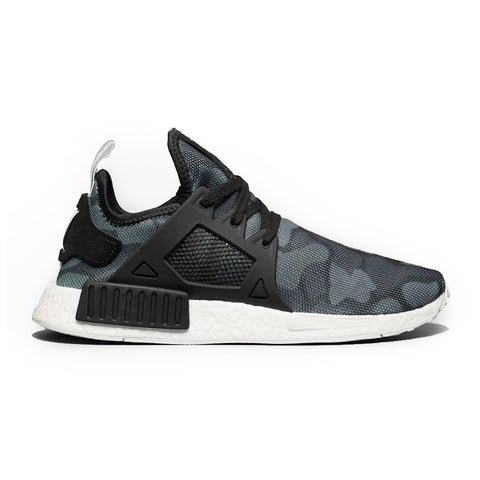 Adidas Originals NMD XR1 Black Camo thesurftown.com