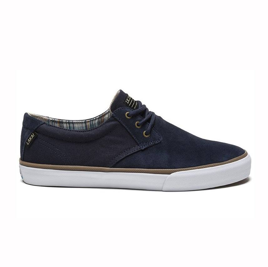 Zapatillas Lakai Daly Navy Suede
