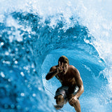 Andy Irons surfeando