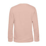 Sudadera The Surf Town Block Crew Soft Pink W