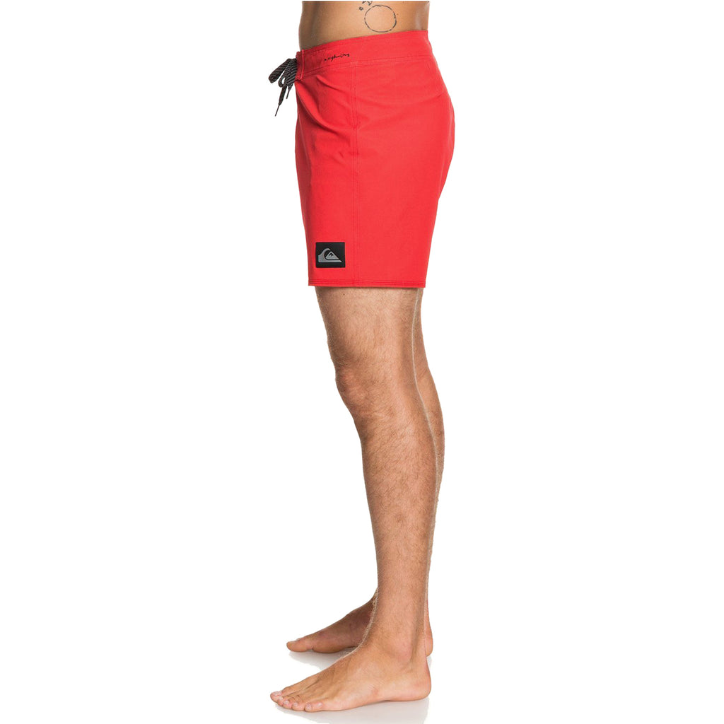 Bañador Quiksilver Highline Kaimana 16´High Risk Red de color rojo the surftown