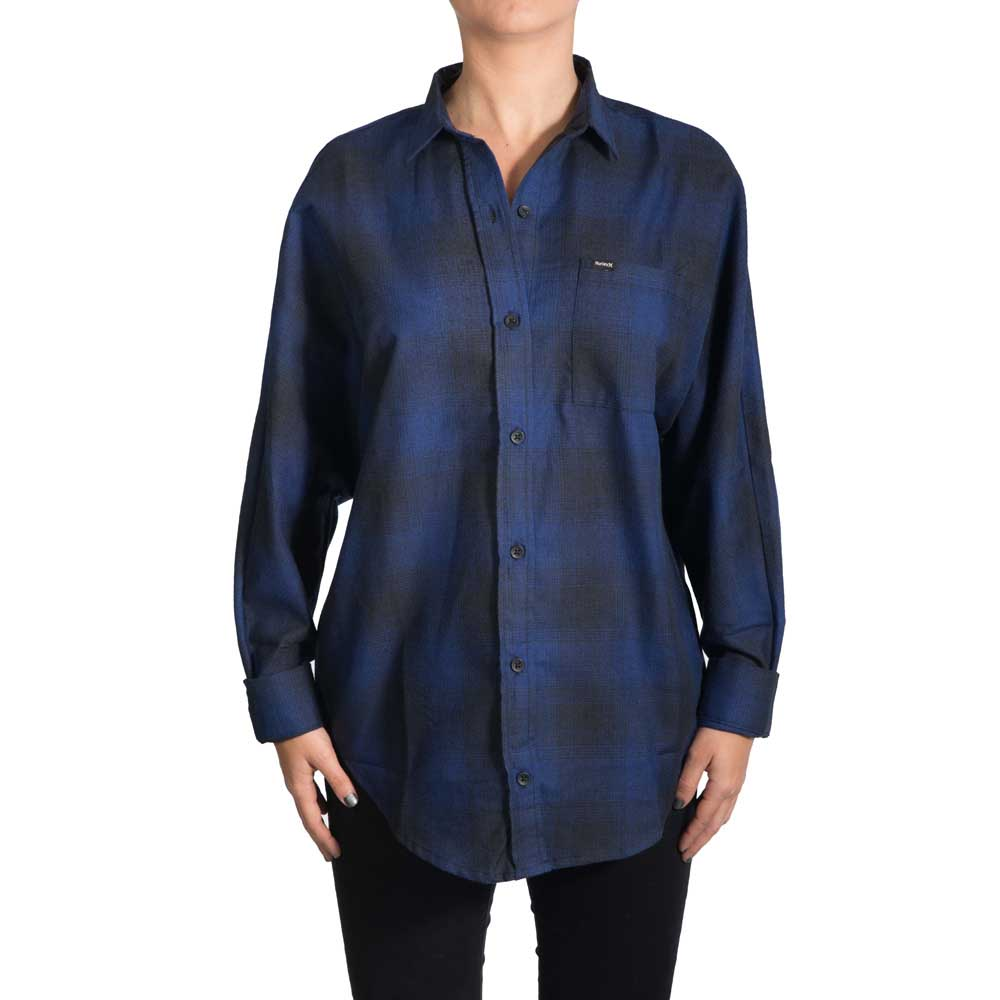 Camisa Hurley Dri- Fit Wilson Flannel