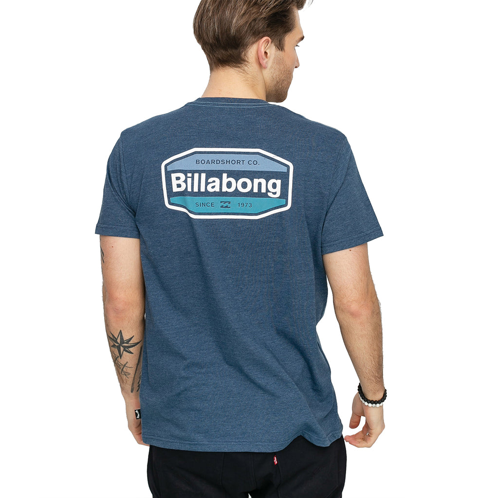 Camiseta Billabong Gold Coast Blue