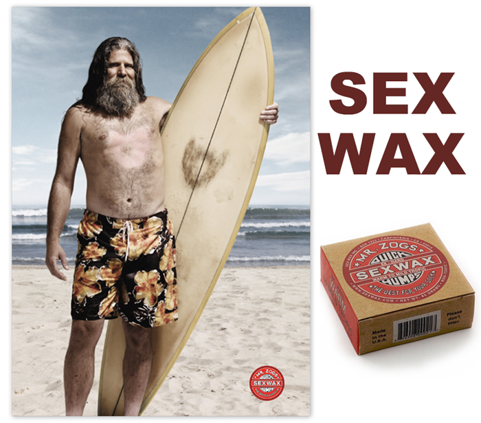 Cera surf Sex Wax Quik Humps Red Hard Warm