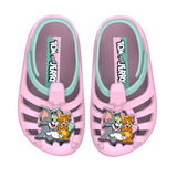 Chanclas Ipanema Looney Tunes Tom and Jerry Pink Green