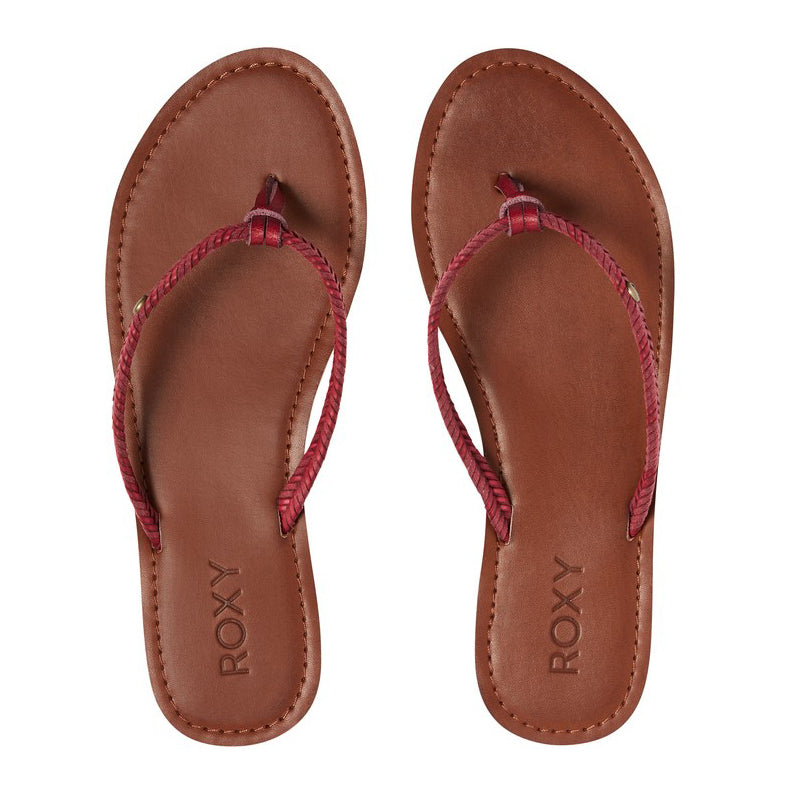 Chanclas Sandalias Roxy Misty Raspberry