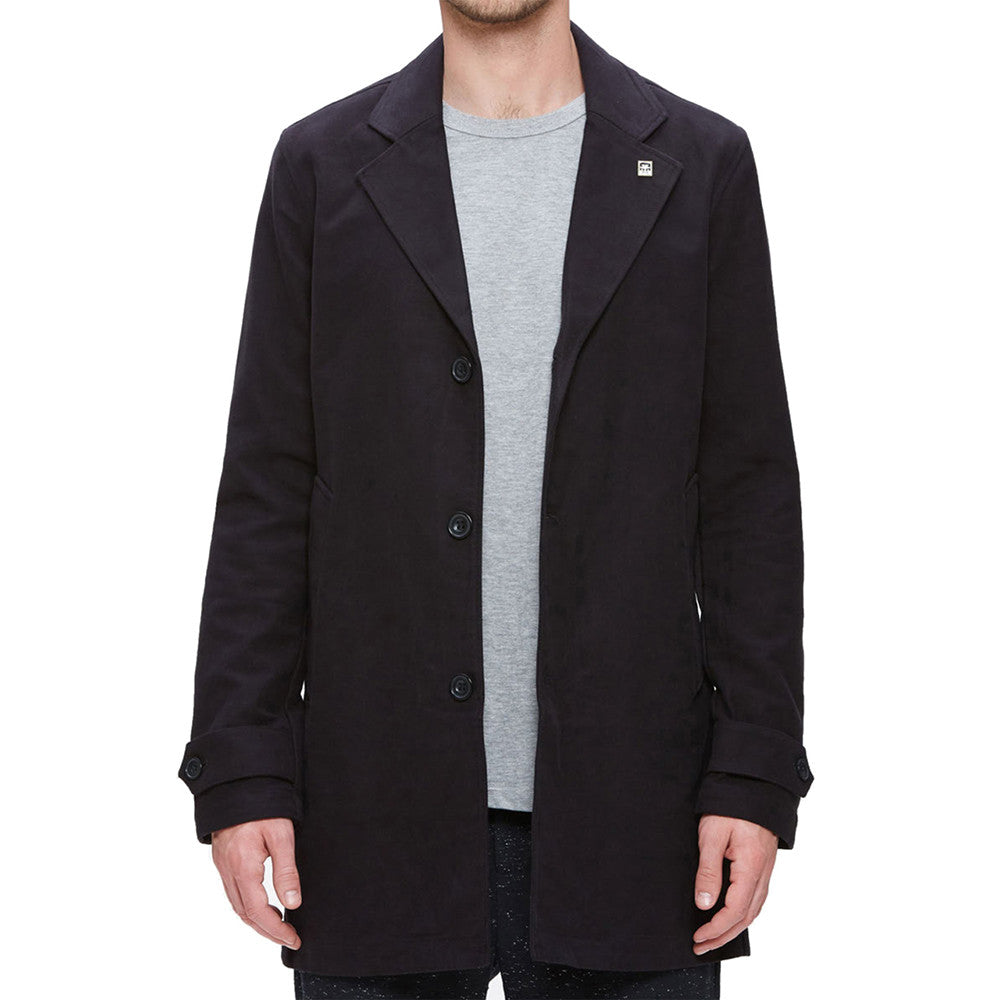 Chaqueta Obey Eighty Nine Limo Coat Black