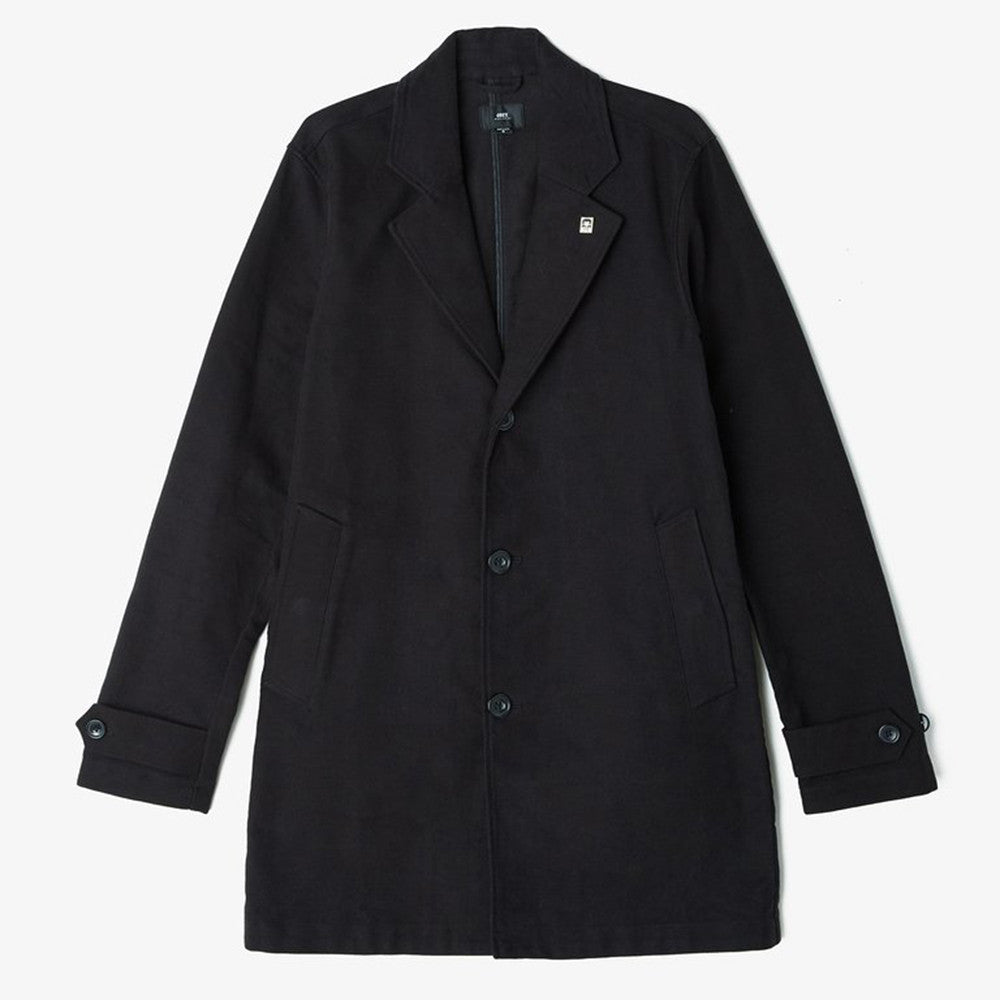 Imagen de la Chaqueta Obey Eighty Nine Limo Coat Black