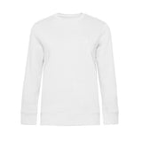Sudadera The Surf Town Block Crew White W