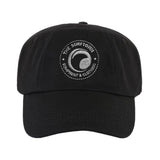 Gorra Curva The Surf Town Block Black Grey