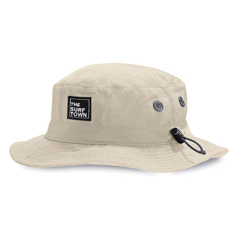 Gorro The Surf Town Wave Heather Grey