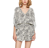 Mono Volcom Fox tail Palm Romper
