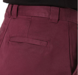 Pantalones Chinos Vans Authentic Chino Prune