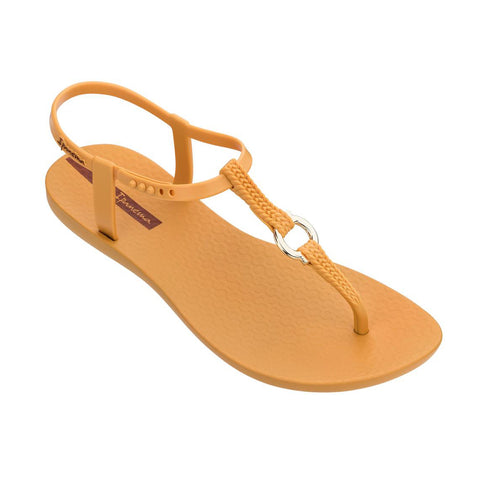 Chanclas Ipanema Anatomica Brillant III Fem Golden Gold