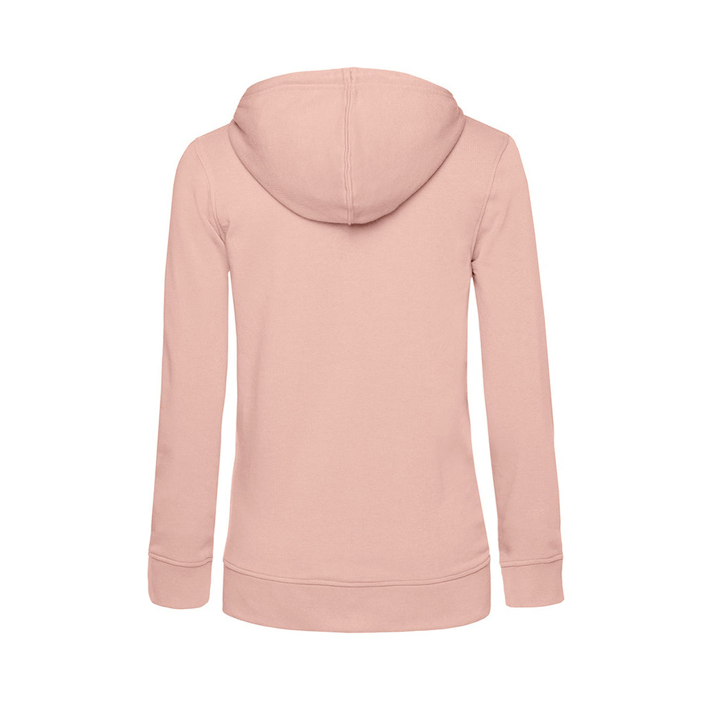 Sudadera The Surf Town Block Zip Soft Pink