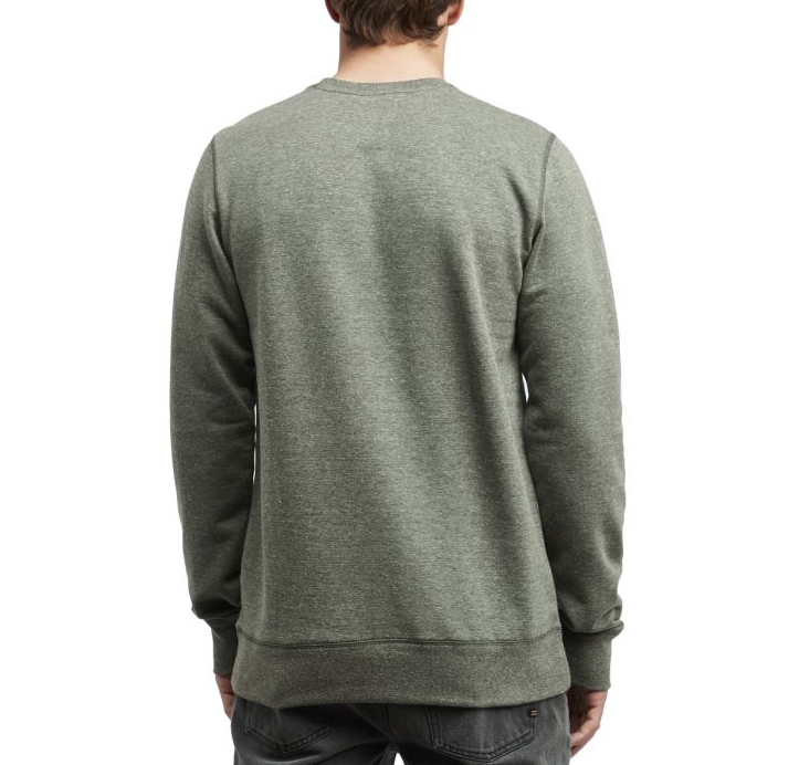 Sudadera Billabong All Day Crew Dark Military