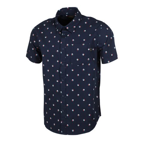 Camisa Dark Seas Castleton Green