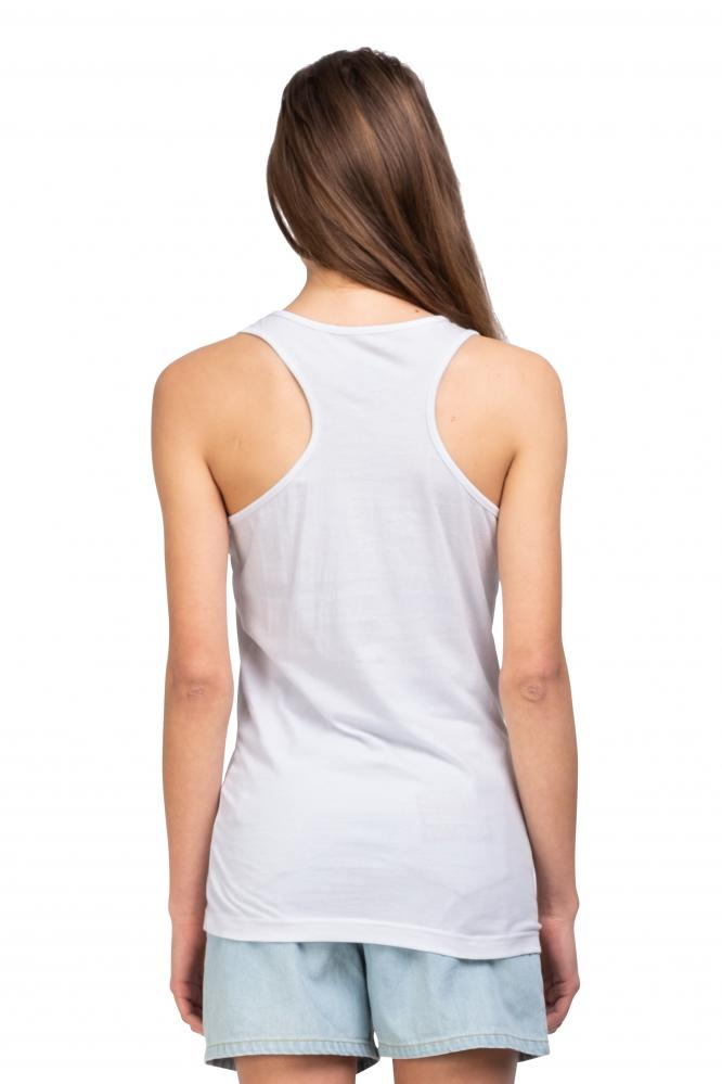 Camiseta sin mangas Body Glove Established Racer Vest White