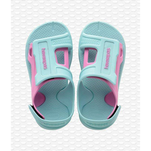 Chanclas Havaianas Kids Move Ice Blue