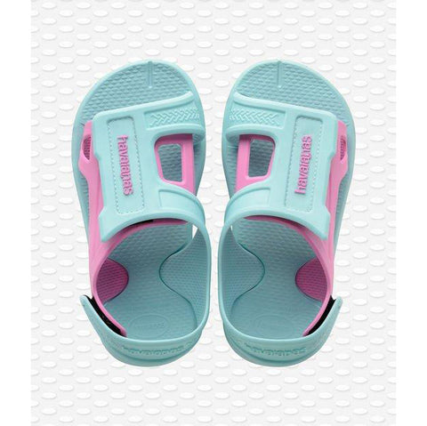 Chanclas Havaianas Kids Freedom Print Rose Nude
