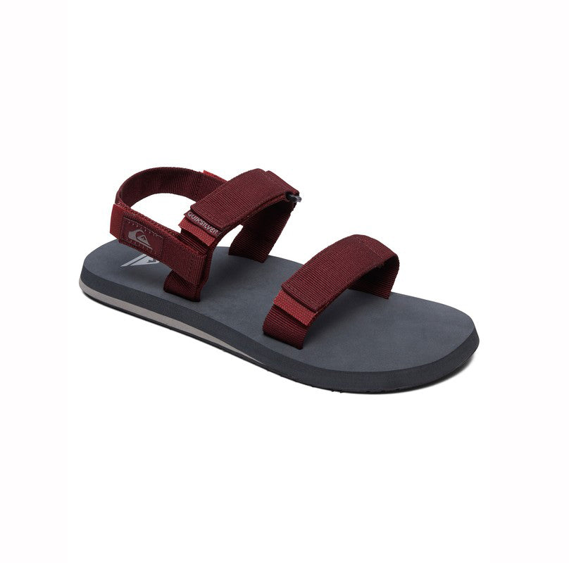 comprar online las Chanclas Quiksilver Monkey Caged Red/Grey