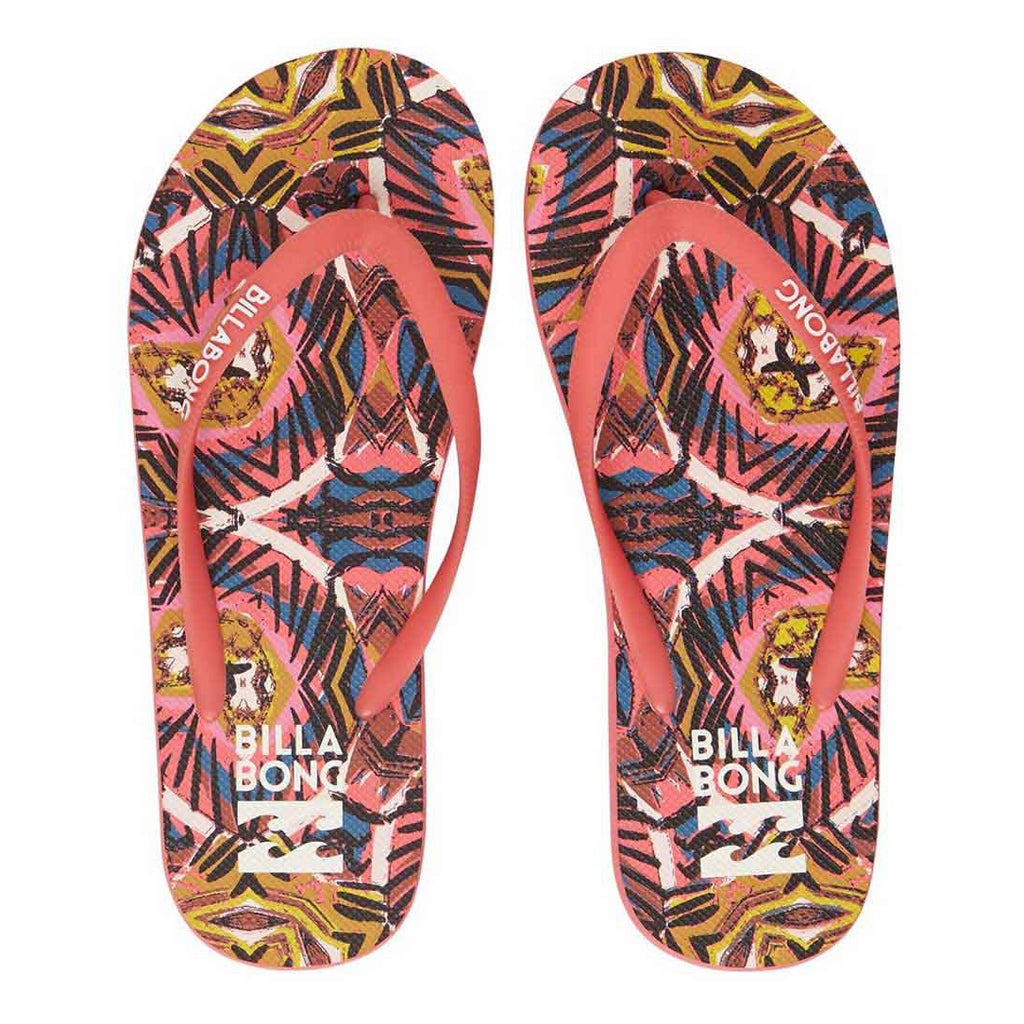 Chanclas Billabong Dama Paradise Pink Summer