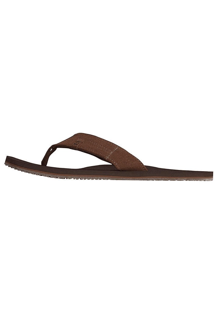 Chanclas Billabong Seaway Suede Chocolate