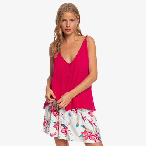 Vestido Maxi Billabong Beach Walk Whisper