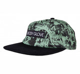 gorra body glove tranch cap olive camo 5 panels