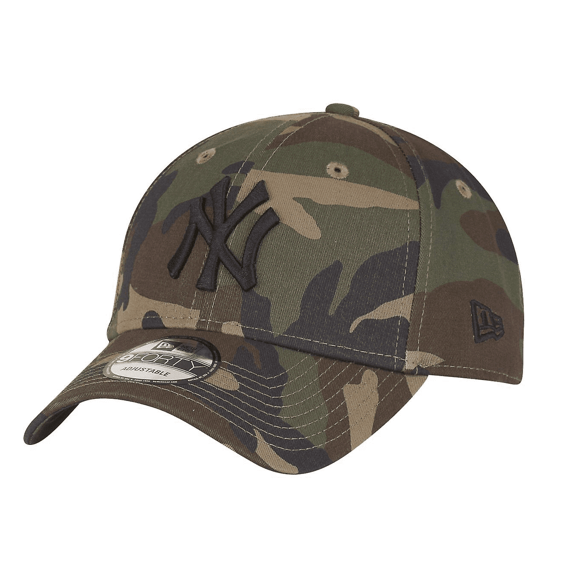 Gorra Curva New Era NY 9Forty Camo