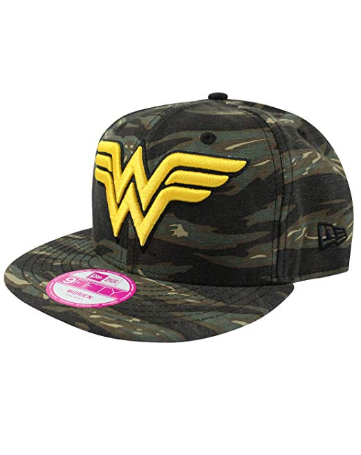 Gorra New Era Wonder Woman Camo