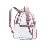 Mochila Herschel Nova Backpack Mid Ash Rose Clear