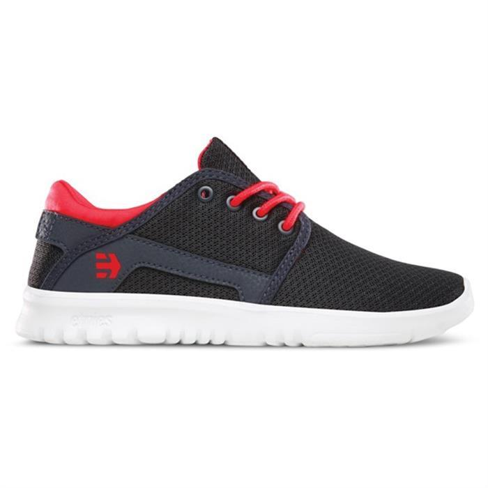 Zapatillas Etnies Scout Kids Navy/Red