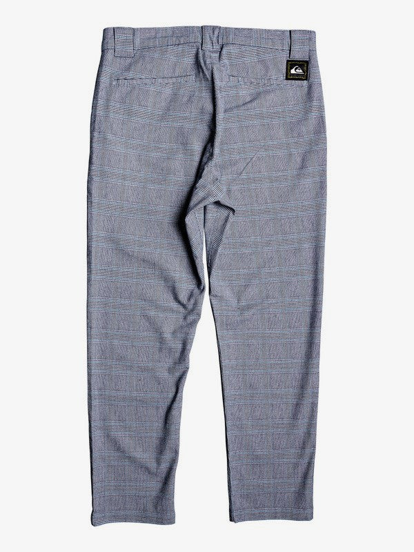 Pantalones Quiksilver Crop Chocolate The Og Check de cuadros envio gratis a españa the surftown