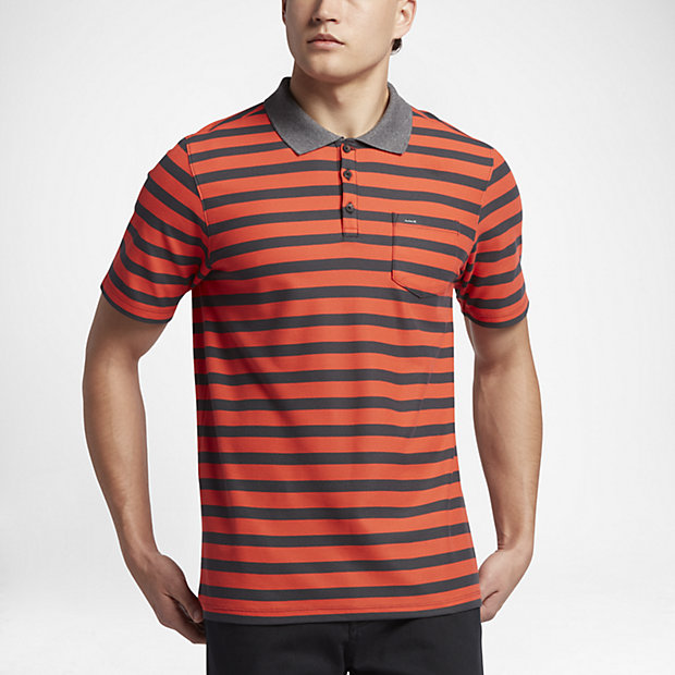 Polo Hurley Dri Fit Lido